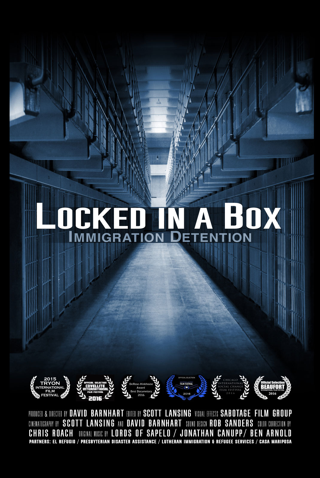 Locked in a Box poster